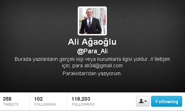 Para Ali'nin tweetleri ortalığı salladı galerisi resim 22