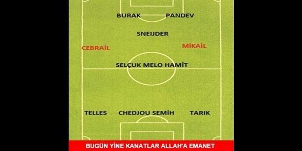 Galatasaray maçından sonra güldüren capsler galerisi resim 1