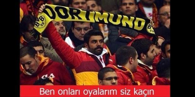 Galatasaray maçından sonra güldüren capsler galerisi resim 6