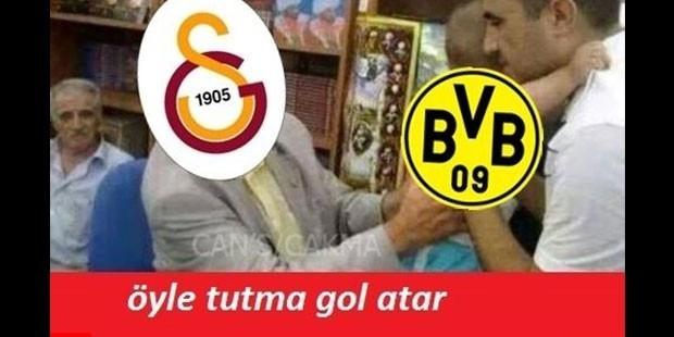 Galatasaray maçından sonra güldüren capsler galerisi resim 9