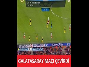 Galatasaray maçından sonra güldüren capsler