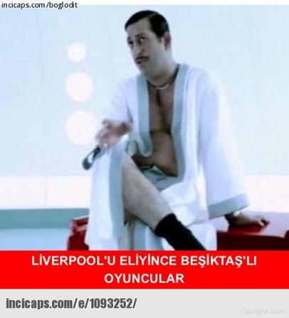 Beşiktaş kazandı capsler coştu galerisi resim 4