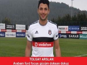 Beşiktaş kazandı capsler coştu