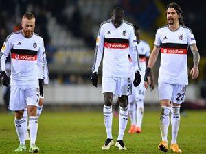 Club Brugge-Beşiktaş maçı Caps'leri!