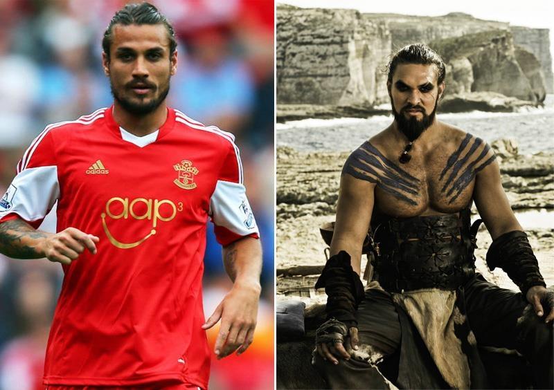 Game of Thrones Futbol Dünyasında! İnanılmaz Benzerlik! galerisi resim 1