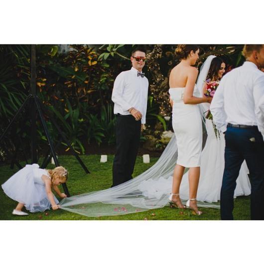 Düğün fotoğraflarında fenomen olan çocuklar galerisi resim 12