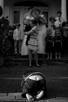 Düğün fotoğraflarında fenomen olan çocuklar galerisi resim 3