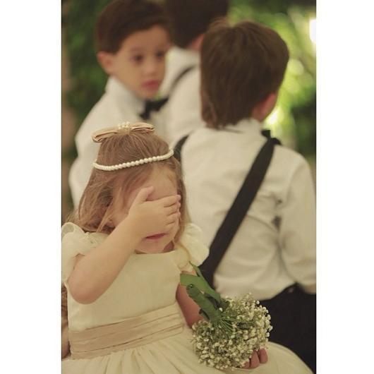 Düğün fotoğraflarında fenomen olan çocuklar galerisi resim 9