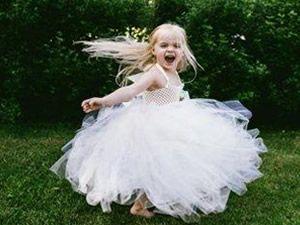Düğün fotoğraflarında fenomen olan çocuklar