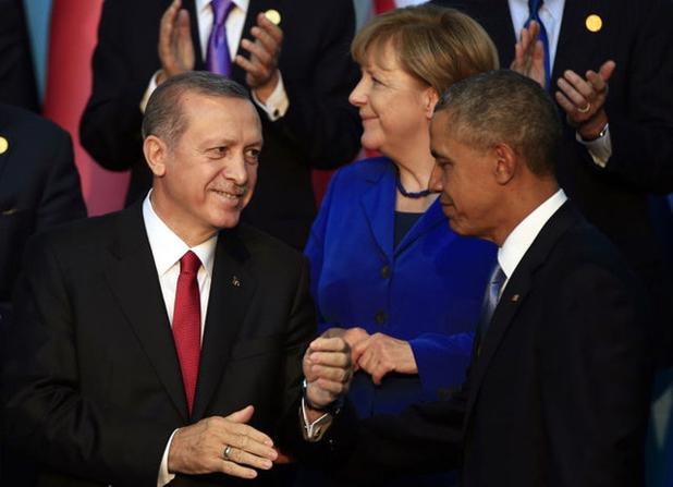 G20 zirvesinden objektife yansıyanlar galerisi resim 1