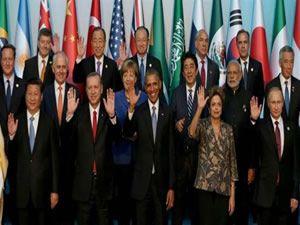 G20 zirvesinden objektife yansıyanlar