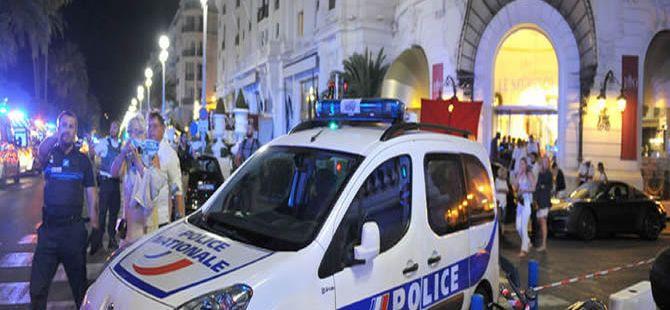 Fransa'nın ulusal gününde Nice'te terör saldırısı
