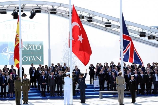 Cumhurbaşkanı Erdoğan Brüksel'de galerisi resim 1