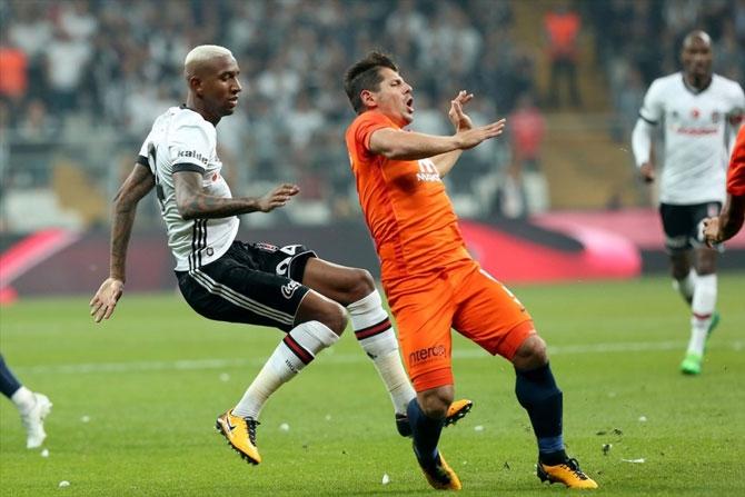 Beşiktaş-Başakşehir maçı fotoğrafları galerisi resim 11