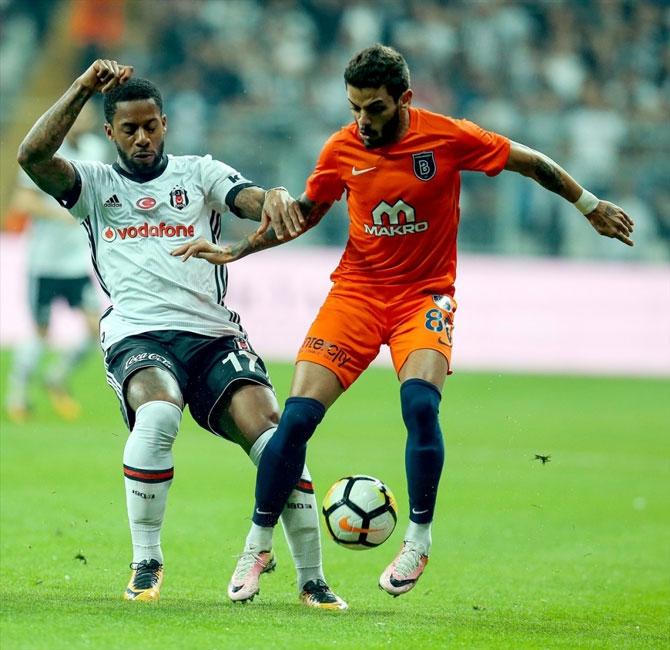 Beşiktaş-Başakşehir maçı fotoğrafları galerisi resim 3