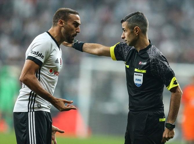 Beşiktaş-Başakşehir maçı fotoğrafları galerisi resim 4
