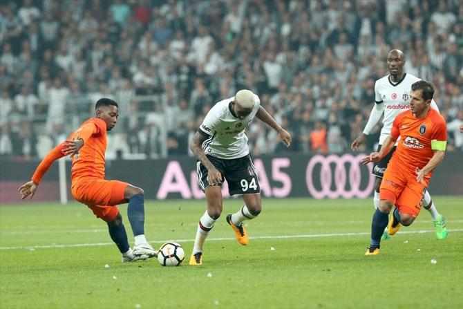 Beşiktaş-Başakşehir maçı fotoğrafları galerisi resim 8