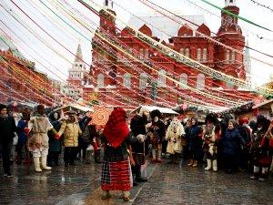 Rusya'nın bahara merhaba bayramı