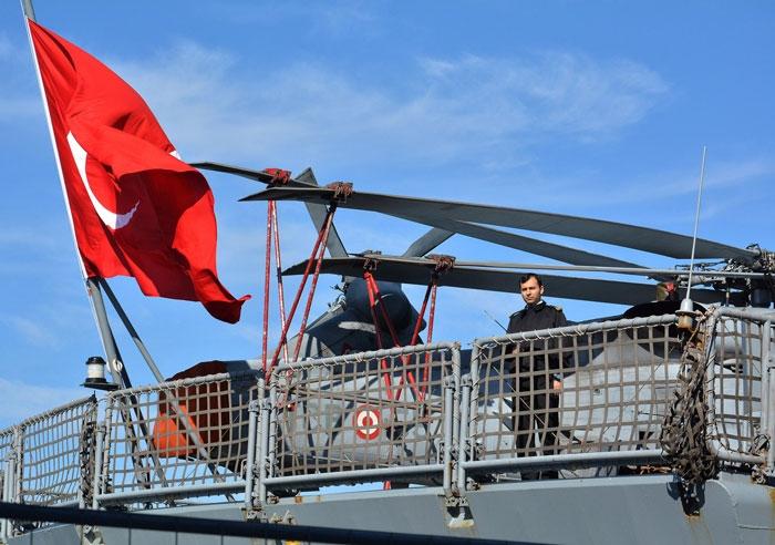 Türk savaş gemileri Bulgaristan'da galerisi resim 1