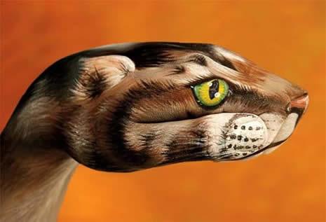Boyalı ellerin görsel şöleni galerisi resim 13