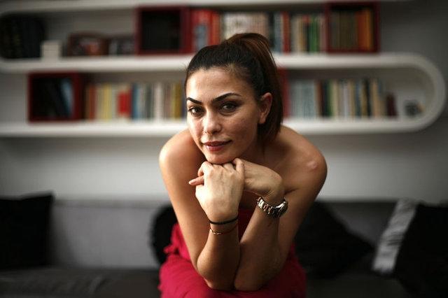 Ünlü oyuncu Leyla Bilginel'in Tayland maceraları galerisi resim 1