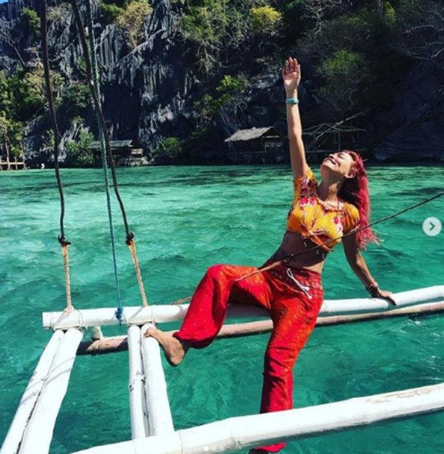 Ünlü oyuncu Leyla Bilginel'in Tayland maceraları galerisi resim 3