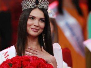 Güzellik kraliçesinin tacı geri alındı