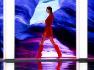 Modanın kalbi Moskova'da atıyor
