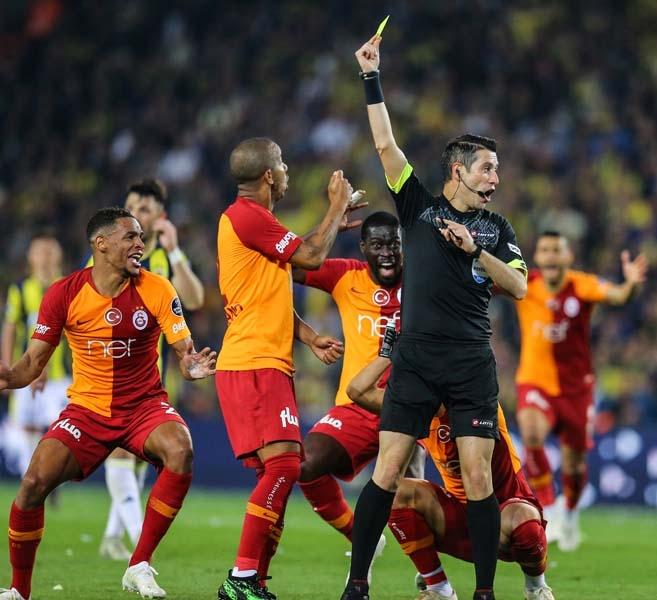Fenerbahçe-Galatasaray: 1-1 galerisi resim 1