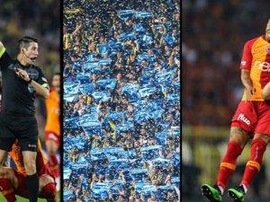 Fenerbahçe-Galatasaray: 1-1