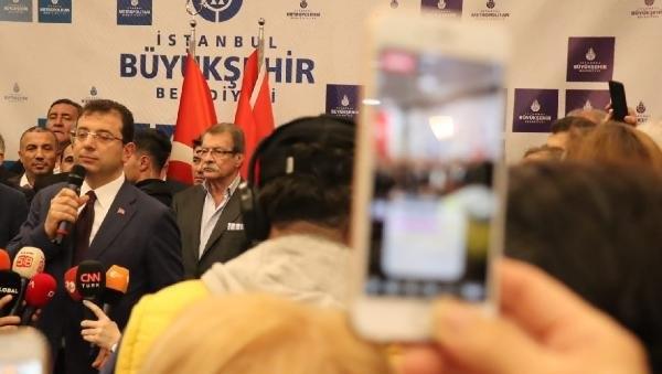 İstanbul Başkanı'nı böyle bağrına bastı galerisi resim 6
