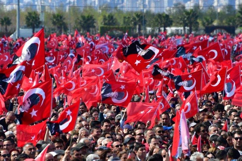 İstanbul'da 'Yeni Bir Başlangıç' coşkusu galerisi resim 1