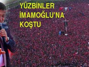 İstanbul'da 'Yeni Bir Başlangıç' coşkusu