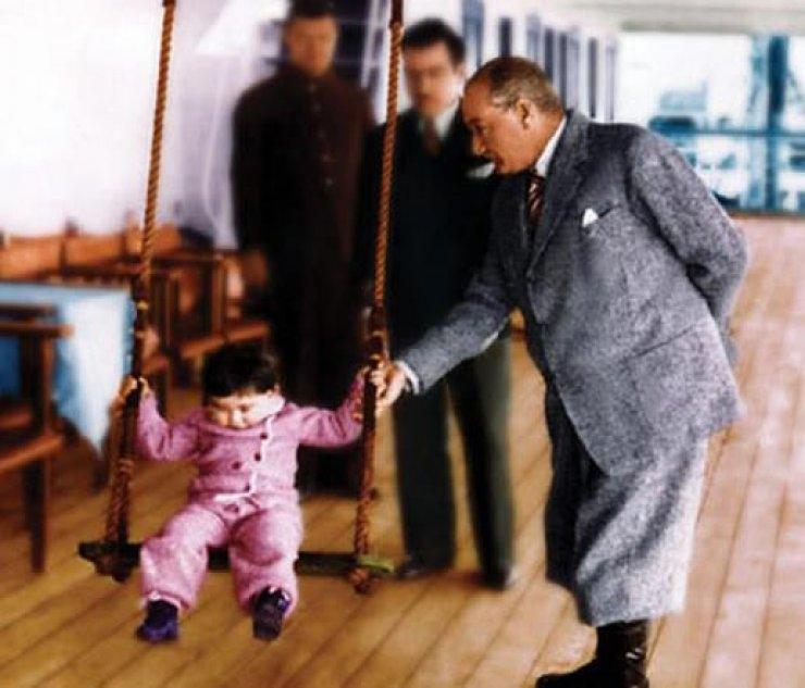 Bugün 23 Nisan! Ulusal Egemenlik ve Çocuk Bayramı galerisi resim 10
