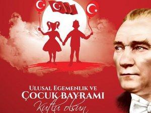 Bugün 23 Nisan! Ulusal Egemenlik ve Çocuk Bayramı