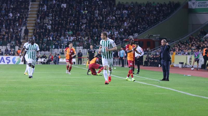 Konyaspor-Galatasaray: 0-0 galerisi resim 1