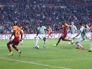 Konyaspor-Galatasaray: 0-0