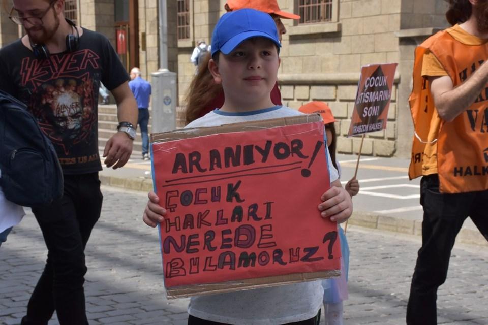 Türkiye'den 1 Mayıs manzaraları galerisi resim 1