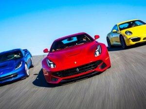 Dünyanın en hızlı 10 otomobili!
