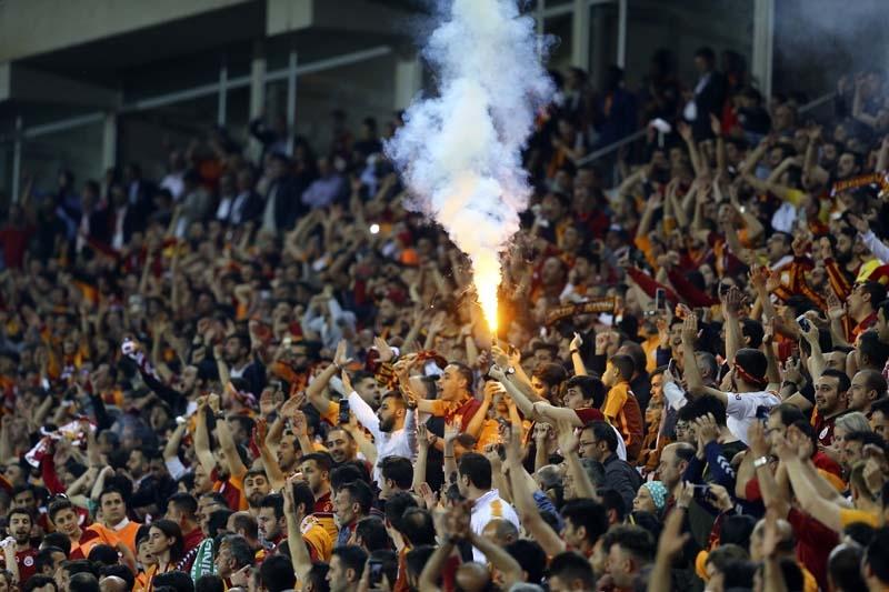 Türkiye Kupası Galatasaray'ın galerisi resim 1