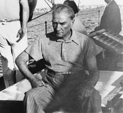 Genelkurmay arşivlerinden özel Atatürk fotoğrafları galerisi resim 11