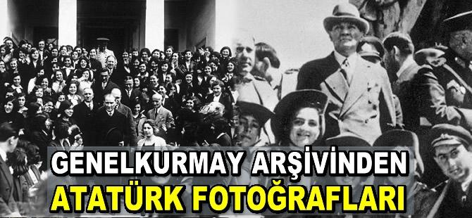 Genelkurmay arşivlerinden özel Atatürk fotoğrafları galerisi resim 13