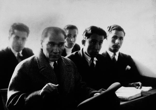 Genelkurmay arşivlerinden özel Atatürk fotoğrafları galerisi resim 5