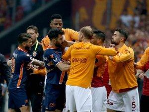 Şampiyon Galatasaray! Maçtan muhteşem kareler