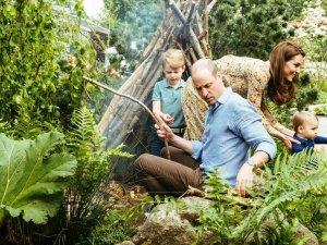 Kate Middleton ve Prens William ilk kez böyle görüntülendi