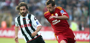 Manisaspor: 1 Galatasaray: 2