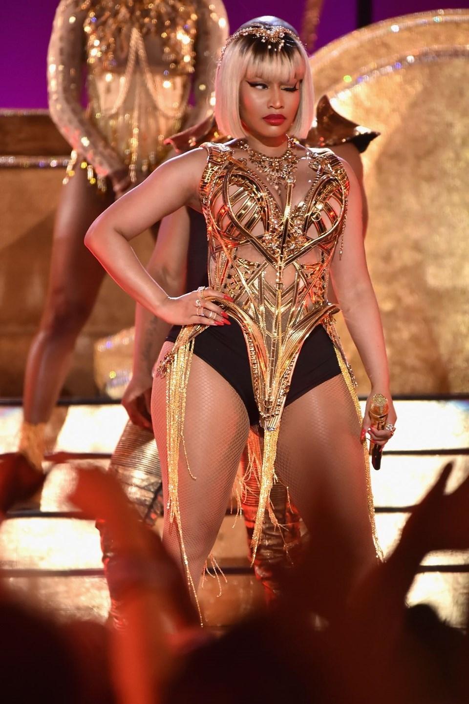 Nicki Minaj, Suudi Arabistan konserinden vazgeçti! galerisi resim 1