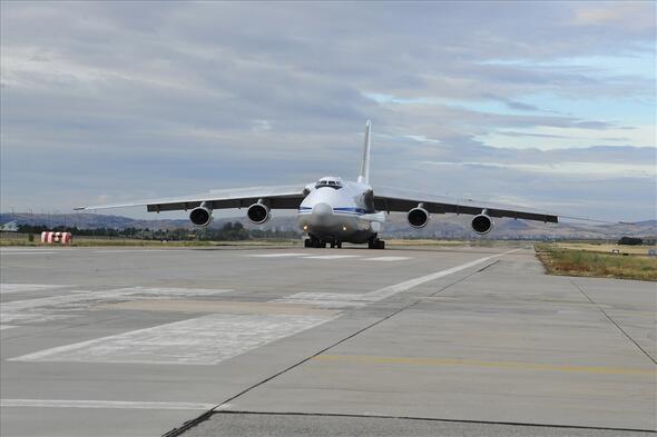 S-400 TESLİMATINDAN İLK FOTOĞRAFLAR! galerisi resim 1