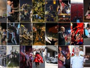 Fotoğraflarla 15 Temmuz ve Kahraman Türk Milleti