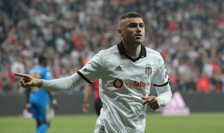 Beşiktaş'ta Burak Yılmaz krizi! galerisi resim 1